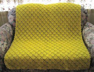 yellow pattern throw blanket mellow yellow throw favecrafts com