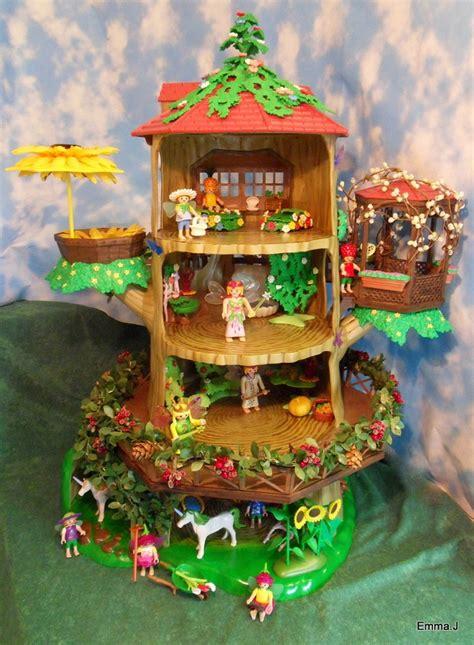playmobil house playmobil fairy treehouse playmobil
