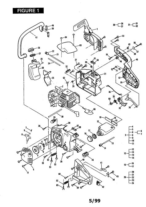 Stihl Fs 280 Parts Diagram