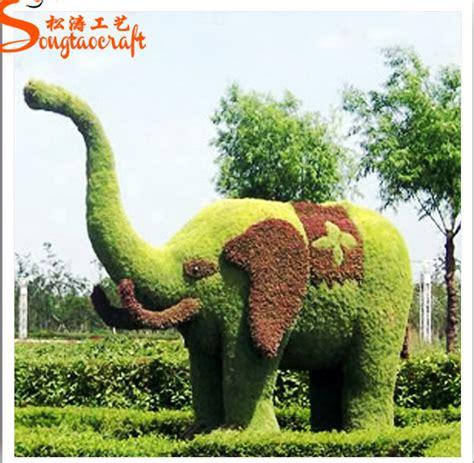 animal topiaries for sale garden animal artificial topiary plants artificial topiary