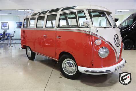 The Samba Volkswagen by 1963 Volkswagen 23 Window Samba Fusion Luxury Motors