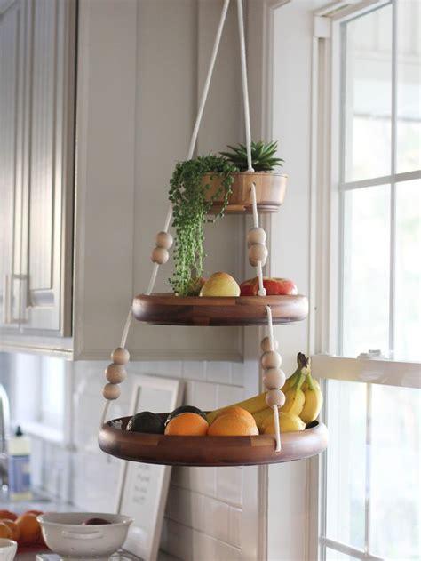 rooney home decor baskets hanging fruit baskets