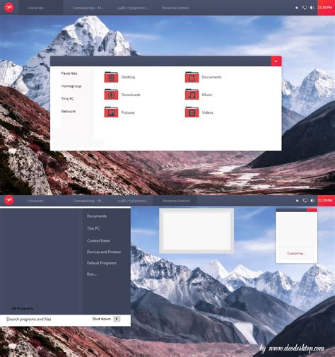 Exo Theme For Windows 8 1 | exo theme for windows 8 8 1 by cleodesktop on deviantart