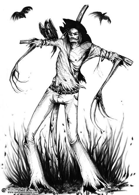 scarecrow tattoo designs scarecrow designs madscar graphic design