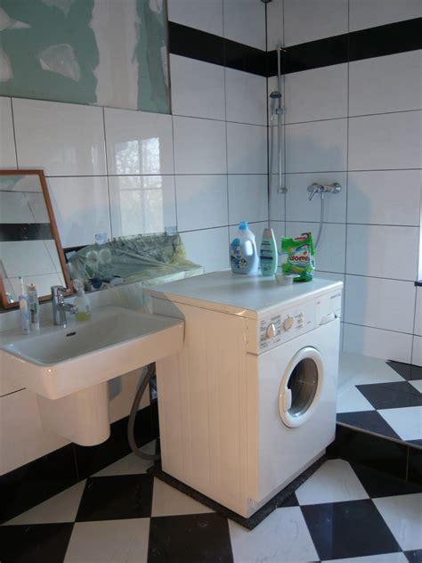 waschmaschine verkleiden mopsis baublog waschmaschine angeschlossen