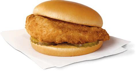 cfa cuisine fil a 174 chicken sandwich nutrition and description
