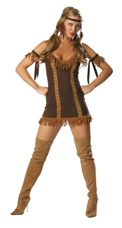 Lingeri Kostum 112 costume carnevale indiana donna intimo 8378