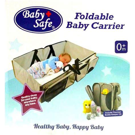 Baby Safe Foldable Baby Carrier jual tas bayi baby safe fc001 foldable carrier multifungsi