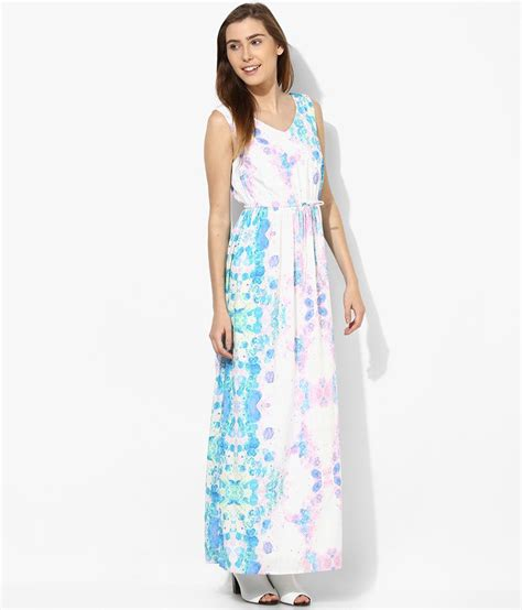 Dress Casual Multi Color vero moda multi color casual maxi dress buy vero moda