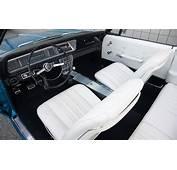 1966 Chevrolet Impala SS427 Convertible Front Cockpit