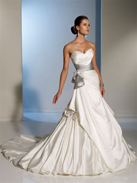 Gaun Dress White Graffiti Flower S Import Original 2012 wedding dress tolli for mon cheri bridal gowns y11201 onewed