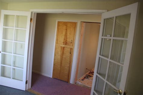 Converting Sliding Closet Doors To Doors by Converting Doors To Sliding Barn Door Hardware