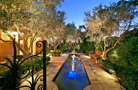 Photos Of Mediterranean Style Homes - mediterranean mansion in orange county with awesome courtyard homes of the rich