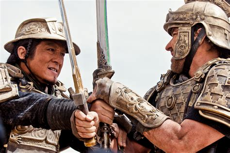jackie chan john cusack dragon blade the review we are movie geeks