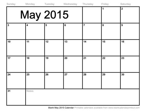 printable planner for may 2015 search results for may 2015 printable calendar weekly