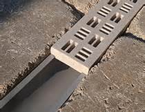 Patio Channel Drain by Paver Drainage Channels Related Keywords Paver Drainage
