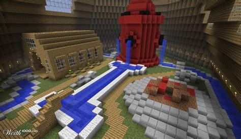 minecraft dog house wolf resort worth1000 contests