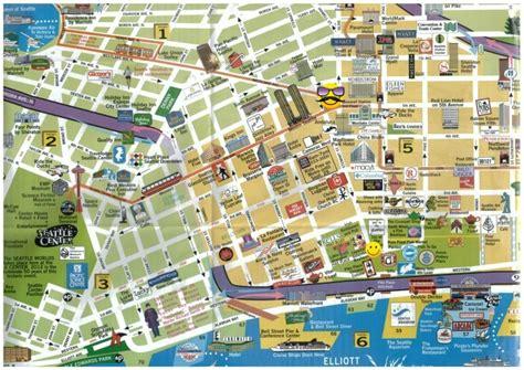 elliott bay seattle map 시애틀 지도 시애틀 시내 지도 씨애틀 지도 네이버 블로그