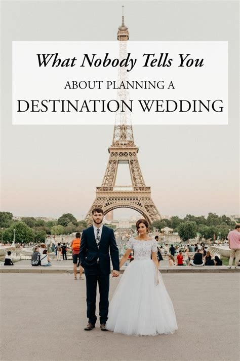 how to plan a destination wedding on small budget what no one tells you about planning a destination wedding junebug weddings