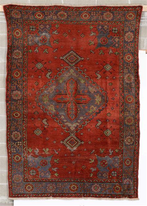 tappeto anatolico tappeto anatolico xx secolo asta a tempo antiquariato