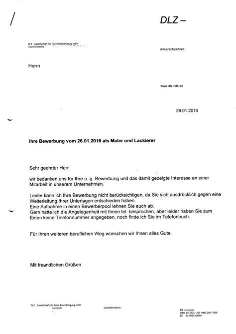 Muster Einladung Probearbeiten Zeitfirma Dlz Hat Mir Folgende Absage Geschickt Kann Das Was Nachkommen Erwerbslosen Forum