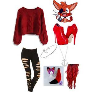 Fnaf foxy costume 1000 images about awesome fnaf clothing on