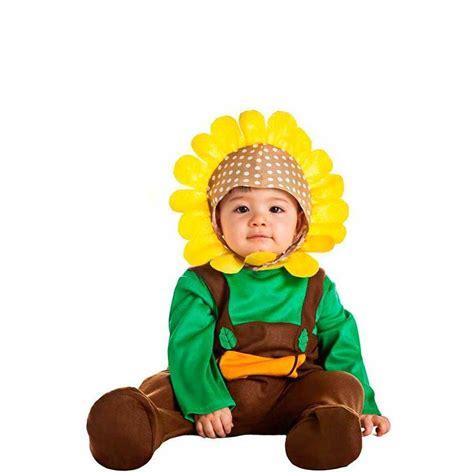 vestito carnevale fiore costume fiore girasole per carnevale 0777 la casa di