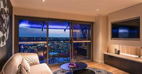 bedroom suite pyrmont view entertainer  star