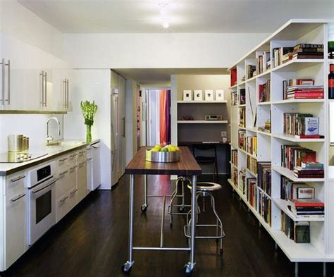 Kitchen Island Heights Portable Kitchen Islands They Make Reconfiguration Easy And