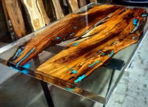 25 best ideas about resin table on bull
