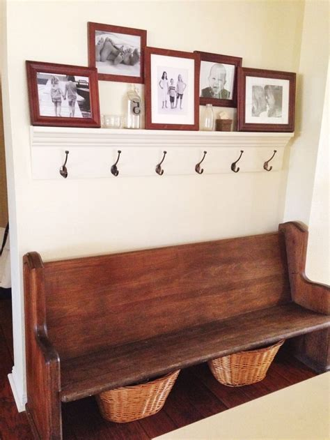 entry coat bench coat rack bench languedoc re engineered hall bench amp
