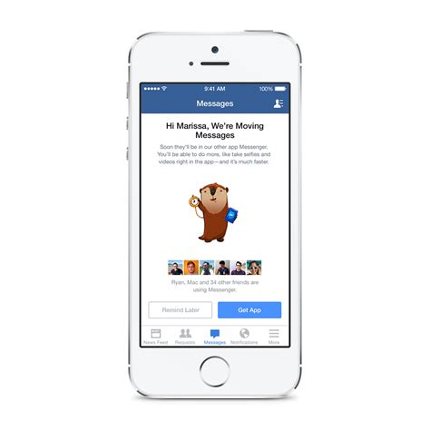 messenger mobile forces users worldwide to messenger for