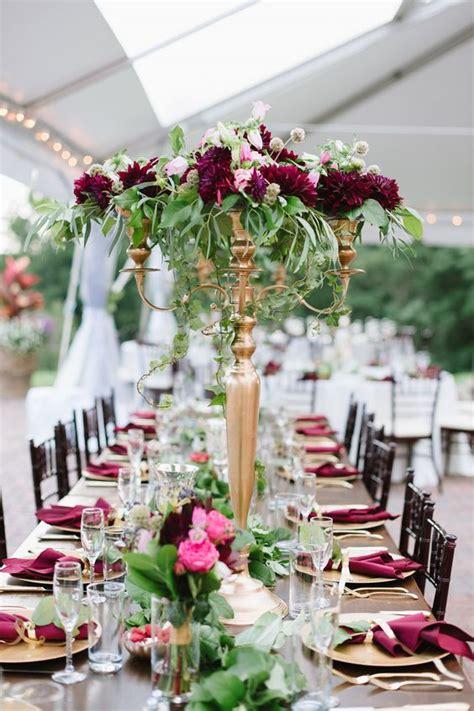 30 fall burgundy and gold wedding ideas deer pearl flowers