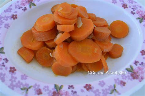 cucinare carote in padella carote in padella la ricetta gustosa ma dietetica