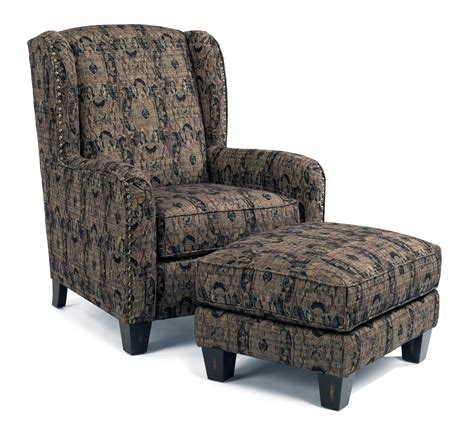 Flexsteel Accents Perth Ottoman Knight Furniture Ottoman Perth