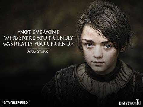 Wedding Quotes Of Thrones by Pravsj Of Thrones Quotes Arya Stark Of Thrones