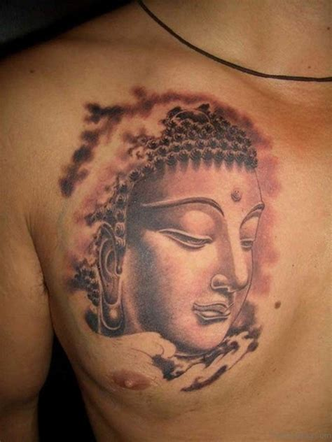 buddah tattoo 41 religious buddha tattoos for chest