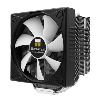 thermalright true spirit 120 m bw rev a cpu cooler for all intel amd ln50142 814256000901