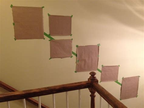 how high to hang pictures on wall 25 best ideas about picture wall staircase on pinterest
