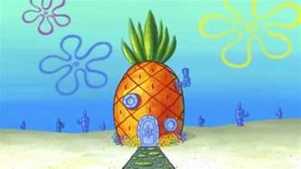 spongebobs haus reasons why spongebob house shaped like pineapple