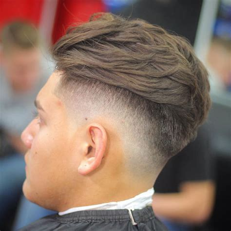 drop fade haircut the drop fade haircut men s hairstyles haircuts 2017
