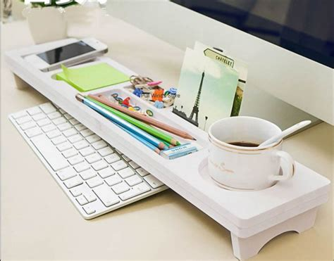 office desk shelf organizer creative desk organizers box simple office computer