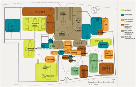 hospital emergency department floor plan modern efficient functional yet simple hospital building
