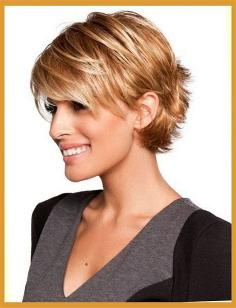 oblong face and thin fine hair short hairstyles and cuts short haircuts for fine hair
