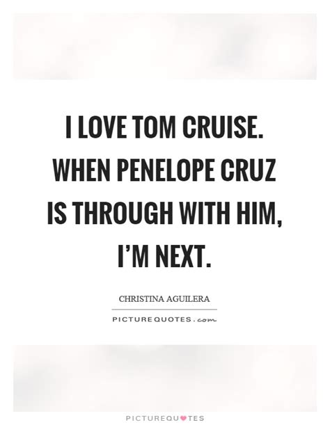 Crusie On Being A Quote by Aguilera Quotes Sayings 252 Quotations