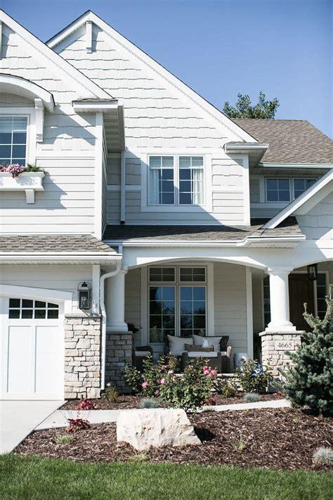 exterior hc 173 edgecomb gray trim simply white paints