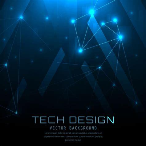 phlet background design download blue technical background design vector free download
