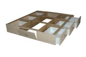 wasserbetten gestell wasserbett dual mit 6 schubladensockel bettrahmen