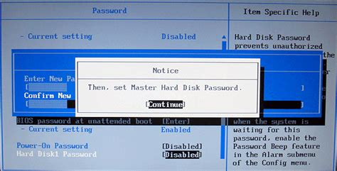 how why you need to set bios password in windows compsmag lenovo hitachi internal and fujitsu external fde