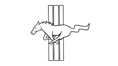 subaru emblem drawing como desenhar o s 237 mbolo do ford mustang logo emblema
